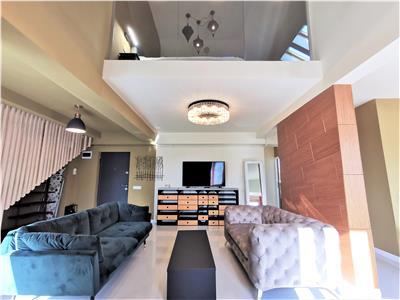 Apartament Penthouse 4 Camere mobilat utilat lux 145mp